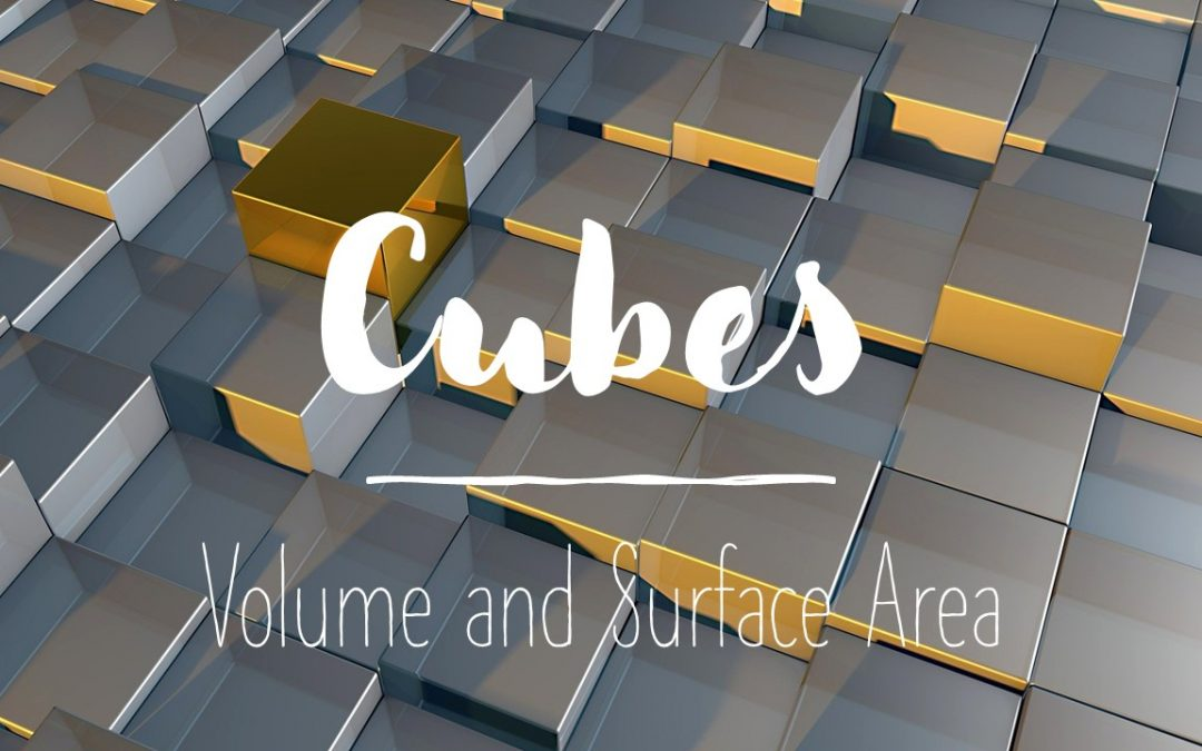 Surface Area and Volume of Cubes