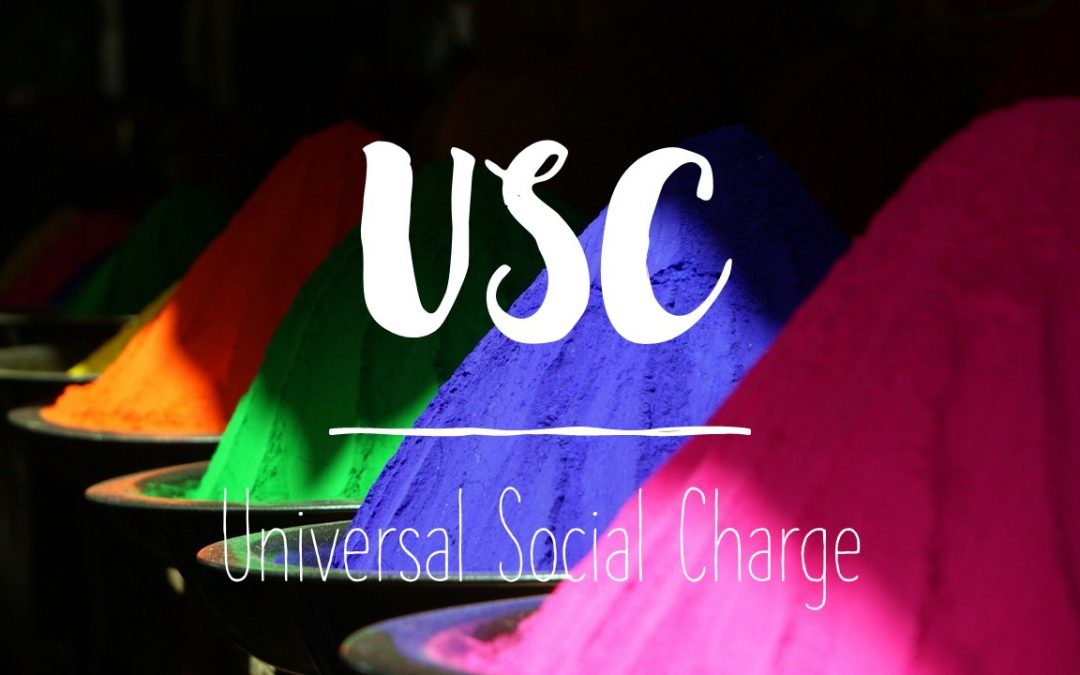 Calculating the Universal Social Charge (USC)