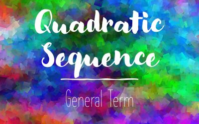 General Term of a Quadratic Sequence